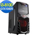 華碩H310平台[赤龍騎兵]i3四核GTX1050TI獨顯SSD電玩機