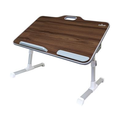 [時時樂限定] Hawk 手提式多功能摺疊桌(黑柚木)