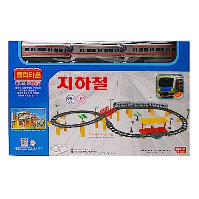 韓國 電動火車軌道車組 NW-011