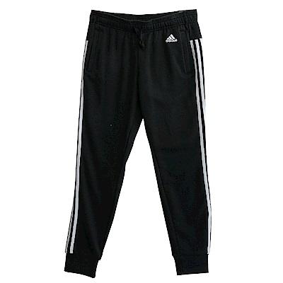 Adidas 愛迪達 ESS 3S-運動長褲-男