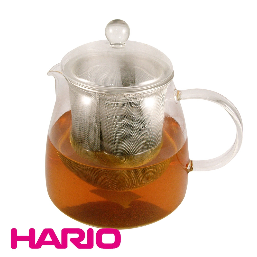 HARIO 耐熱泡茶玻璃壺700ml附濾網 (CHEN-70T)