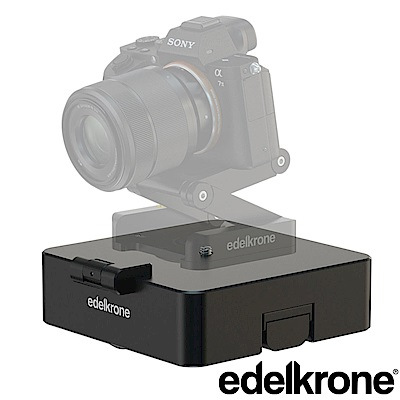 Edelkrone SurfaceONE 二軸電動滑軌 ED81221-電動滑輪
