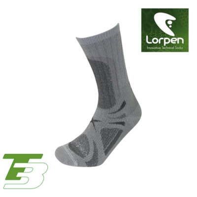 Lorpen T3 Coolmax登山襪 T3EMC(IV)
