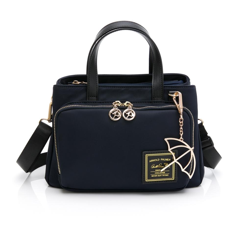 Arnold Palmer- 手提包附長背帶 城市漫步系列-深藍色