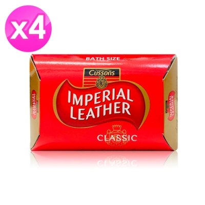 Imperial Leather 香皂 115g-4入組