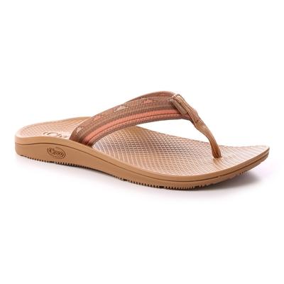 美國Chaco。女 CLASSIC FLIP夾腳拖鞋CH-CFW01HH03 (納曲柔黃)