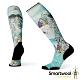 SmartWool PhD滑雪輕量菁英減震型PRINT高筒襪-Pow Days 彩色 product thumbnail 1