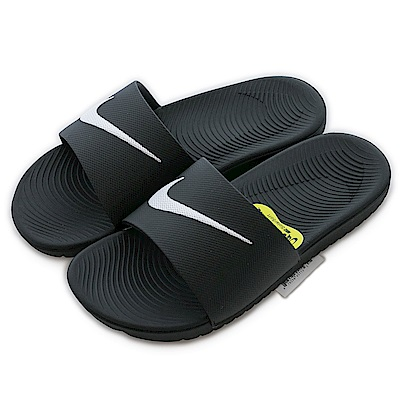 Nike 耐吉 KAWA SLIDE-運動拖鞋-*女