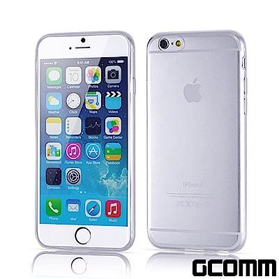 GCOMM iPhone6S+/6+ 超薄清透鏡頭加強保護套