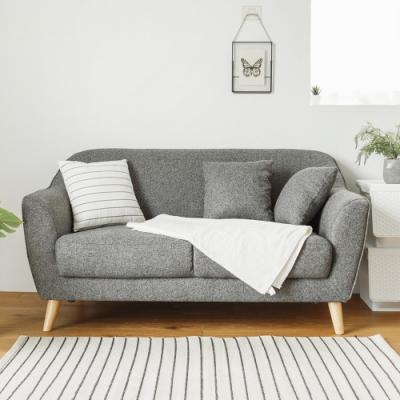 完美主義 簡約風雙人沙發/2入座/沙發椅/雙人座(2色)-DIY