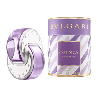 BVLGARI 寶格麗 水晶系列紫水晶限量版淡香水 65ML