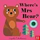 Where's Mrs Bear? 大熊在哪裡?不織布翻翻書 product thumbnail 1