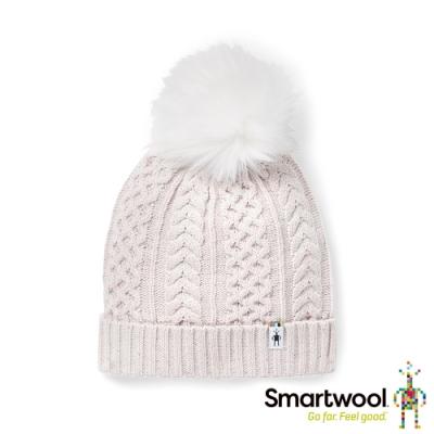 SmartWool Lodge Girl 保暖毛帽 淺鵝黃