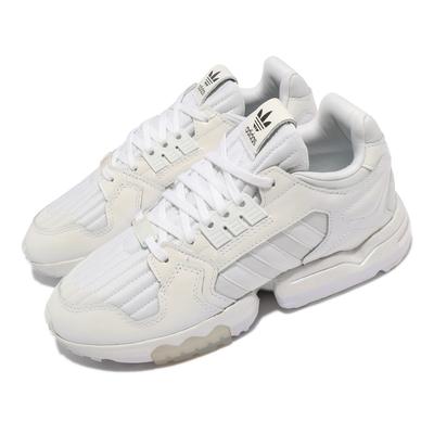 adidas 休閒鞋 ZX Torsion W 運動 女鞋 海外限定 經典款 舒適 簡約 球鞋 穿搭 白 灰 EG8814