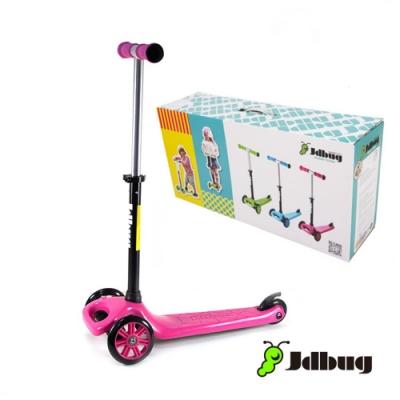 【Jdbug】Kiddie Trick滑板車MS201 粉紅色