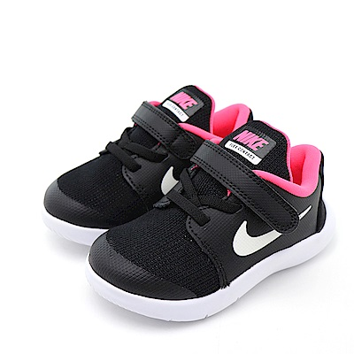 NIKE-FLEX CONTACT 2 幼童跑步鞋-黑粉
