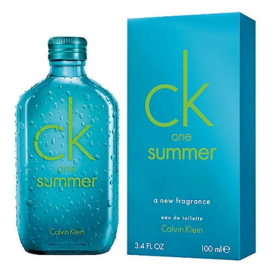 Calvin Klein CK One Summer 2013 沁涼夏日淡香水 100ml
