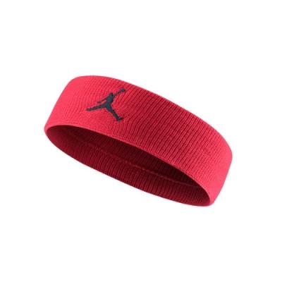 NIKE Jordan Jumpman單色頭帶 紅黑