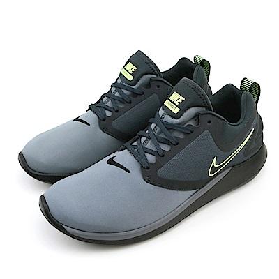 NIKE-男慢跑鞋AA4079002-灰