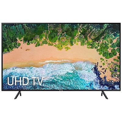 SAMSUNG三星75吋4K UHD液晶電視UA75NU7100WXZW