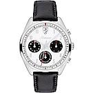 Scuderia Ferrari 法拉利 時尚日曆手錶(FA0830569)-42mm