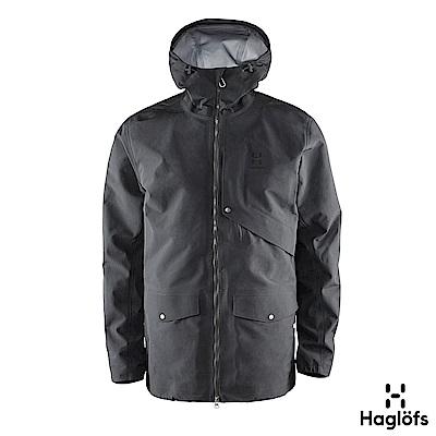 Haglofs 男 Selja GT 化纖保暖兩件式外套 黑色