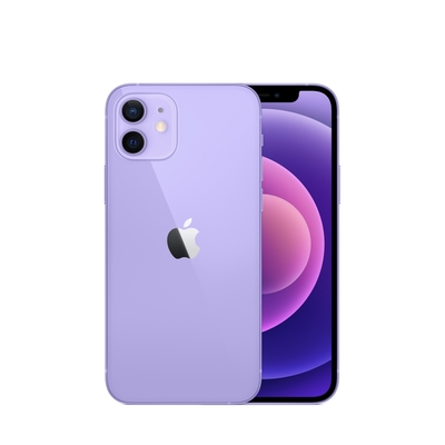 Apple iPhone 12 mini 128G 5.4吋智慧型手機-紫
