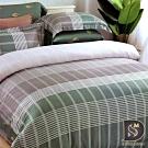 岱思夢 雙人 100%天絲床罩組 八件式 TENCEL 艾維斯