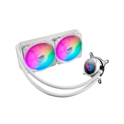 ASUS 華碩 ROG STRIX LC 240 RGB White Edition 白龍水冷散熱器