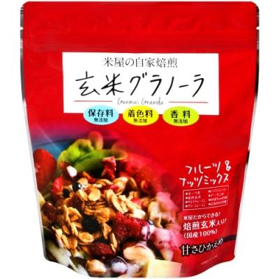 幸福米穀 糙米綜合果乾榖片(250g)