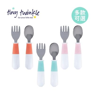 Tiny Twinkle 美國不鏽鋼兒童餐具組 (多款可選)