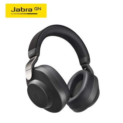 Jabra Elite 85h 頭戴式智能降噪藍牙耳機(鈦黑)(公司貨)