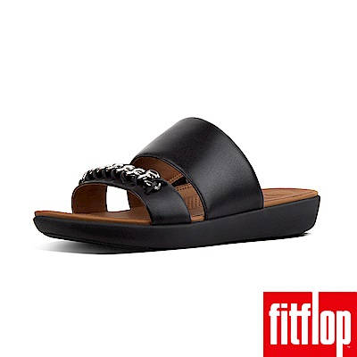 FitFlop DELTA厚底涼鞋黑色