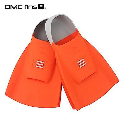 澳洲DMC 訓練用專業蛙鞋 橘灰 ORIGINAL FINS