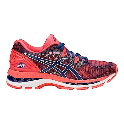 ASICS GEL-NIMBUS 20 女慢跑鞋 T850N-400
