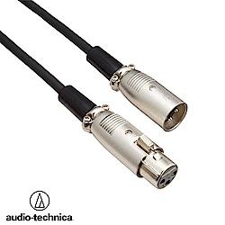 日本鐵三角Audio-Technica麥克風延長線ATL458A/3.0(長3公尺)