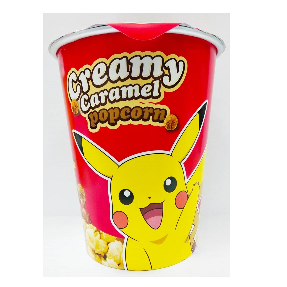 darda 精靈寶可夢奶油焦糖爆米花限量版(50g)