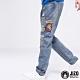 地藏小王 BLUE WAY –地藏多貼標直筒褲 product thumbnail 1