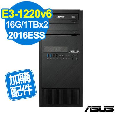 (無卡分期- 12 期) ASUS TS 100 -E 9   16 G/ 1 TBx 2 / 2016 ESS