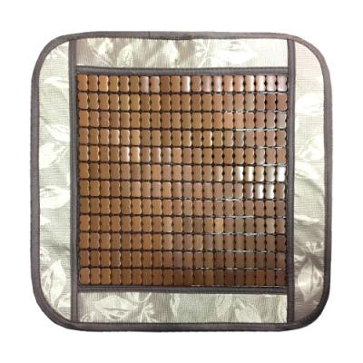 范登伯格 - 夏樂碳化麻將竹單人坐墊 (50x50cm)