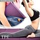 輕巧摺疊TPE瑜珈墊 (可折疊式運動墊/收納健身瑜伽墊/豆干式軟墊睡墊/訓練止滑墊防滑墊地墊子) product thumbnail 1