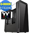 技嘉Z390平台[天龍帝王]i9八核RTX2080獨顯電玩機