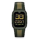 Swatch TOUCH系列 青樹橄欖手錶