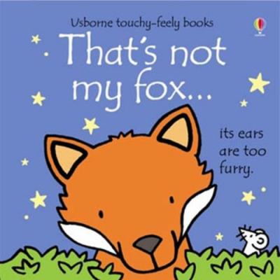 That s Not My Fox 那不是我的小狐狸觸摸書
