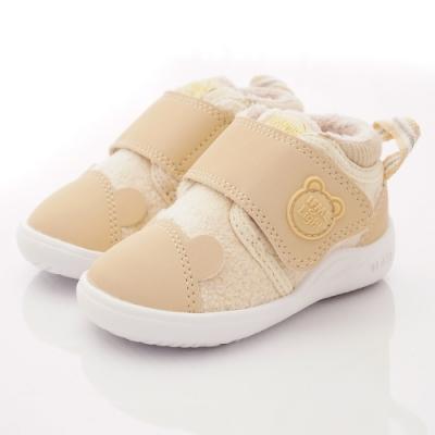 IFME健康機能鞋 Light超輕學步靴款 NI70413米(寶寶段)