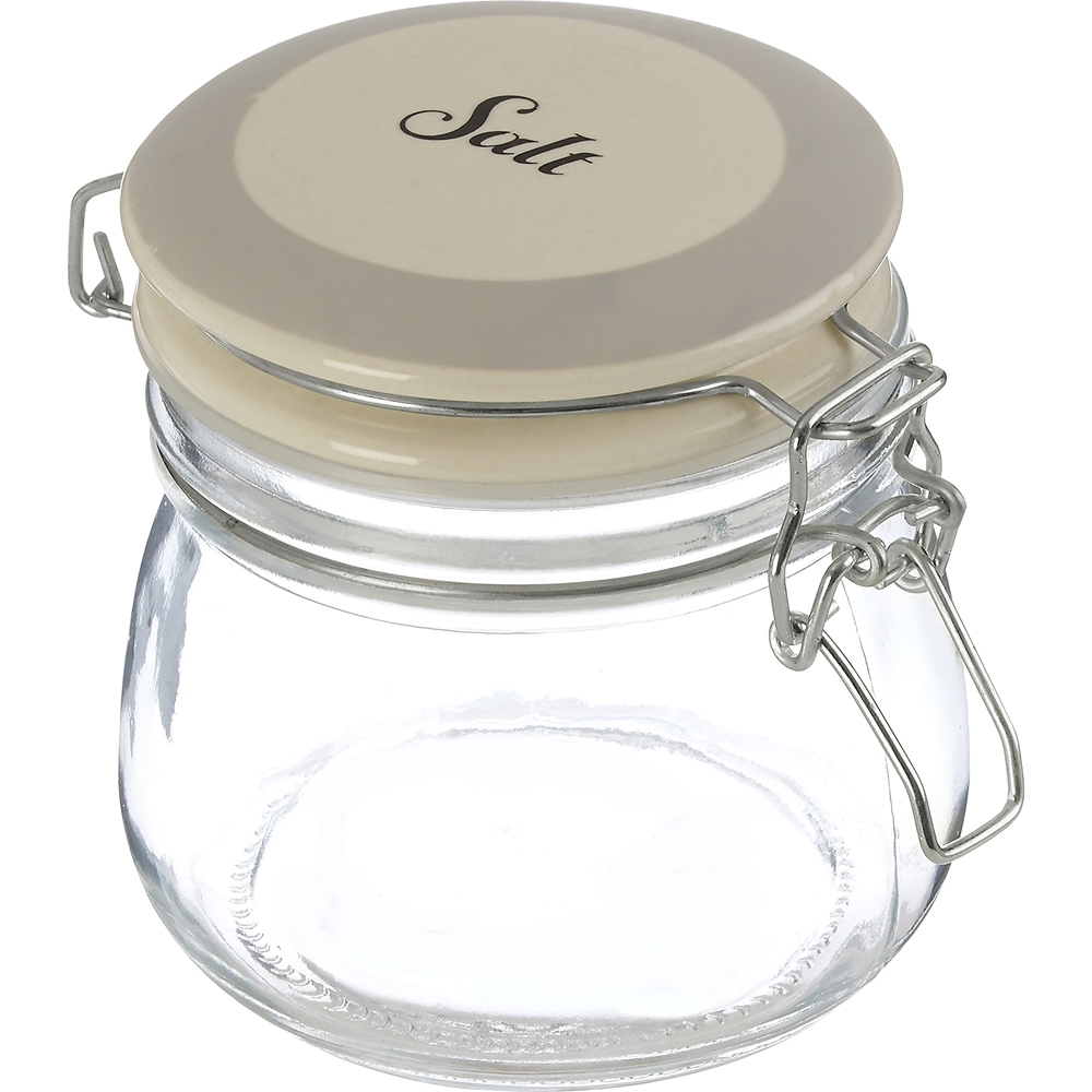 《Premier》鹽玻璃密封罐(500ml)