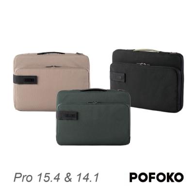 POFOKO E550 14.1& Pro 15.4吋 手提包腦包 內袋
