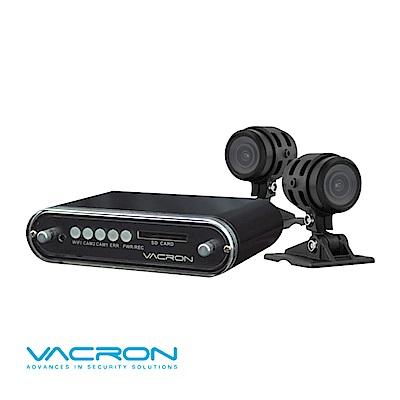 守護眼 VVH-MDE31D 1080P高畫質前後雙錄 機車行車紀錄器-快