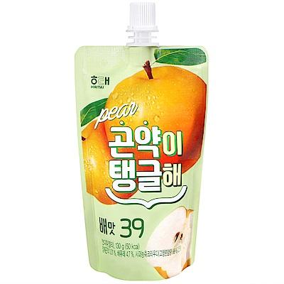 HAITAI 果凍飲便利包-水梨蘋果風味(130g)
