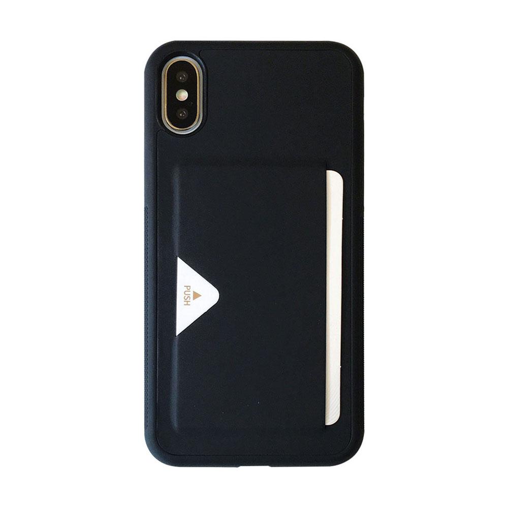 【TOYSELECT】iPhone X/Xs TYS感應插卡機能防摔殼